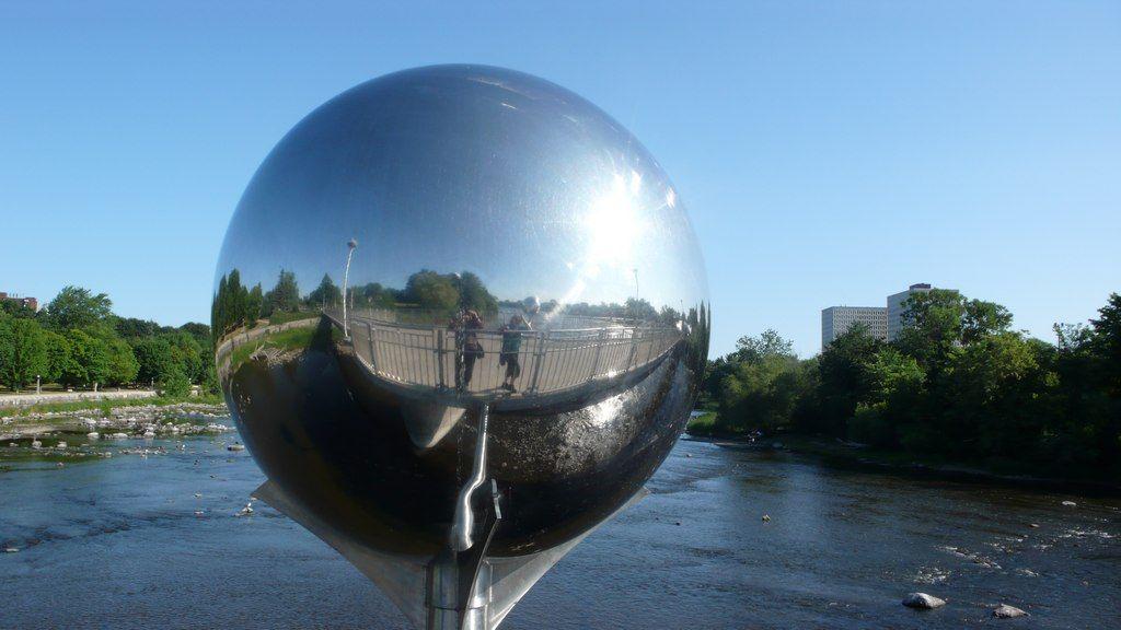 Sur les bords de la rivière Rideau